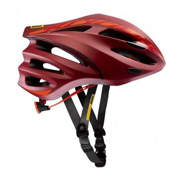 Mavic Ksyrium Elite Helmet Red