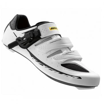Mavic Ksyrium Elite 2 Road Bike Shoes White