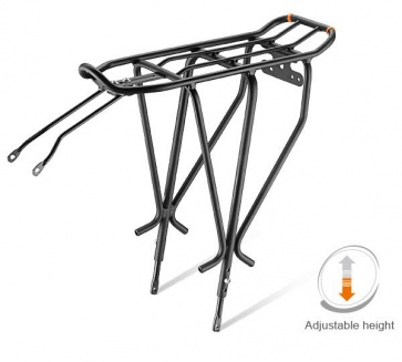 Ibera IB-RA16 PakRak Touring Bike Carrier 26-29 Inch