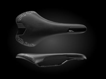 Selle Italia Slr Saddle Seat Black Black