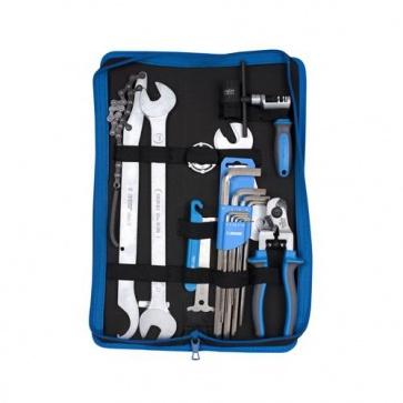 Unior Set of Bike Tools 19 pcs in Bag 1600A2