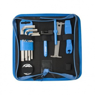 Unior 1600A5 Set of Bike tools 13 Pcs in Bag