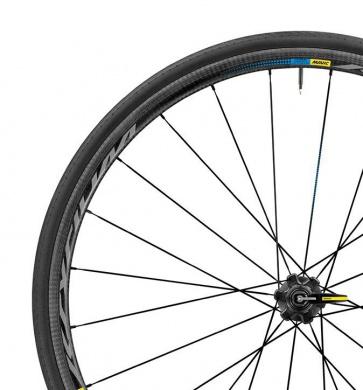 Mavic Ksyrium Pro Carbon SL T Haute Route Wheel Set 28x25C