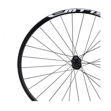 Shimano WH-MT15-A QR 27.5 Inch Wheelset Centerlock black