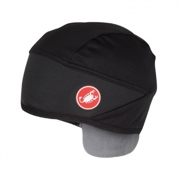 Castelli Estremo Windstopper Skully Cap