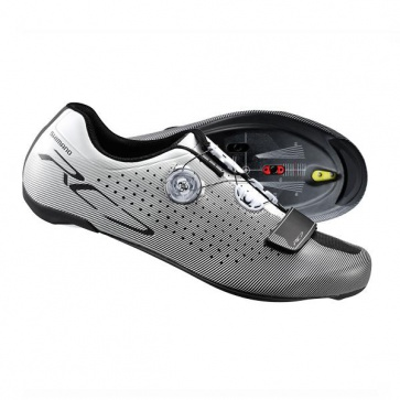 Shimano SH-RC7 Road Shoes White