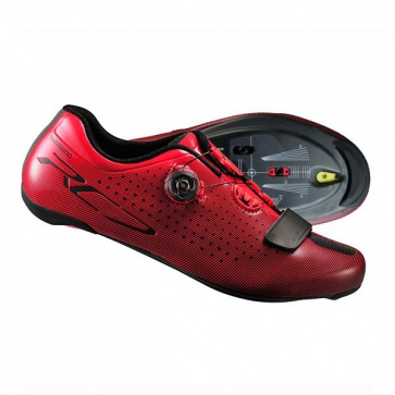Shimano SH-RC7 Road Shoes Red