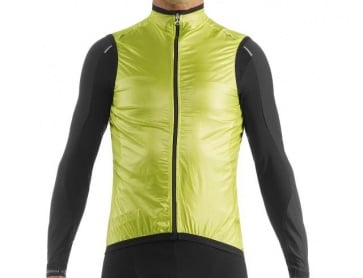 Assos SV. blitzFeder evo7 Cycling Wind Vest Yellow