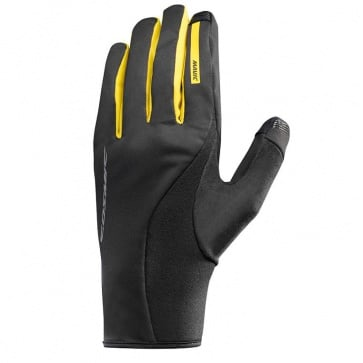 Mavic Cosmic Pro Wind Gloves Yellow
