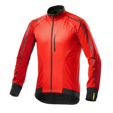 Mavic Cosmic Elite Thermo Jacket Red