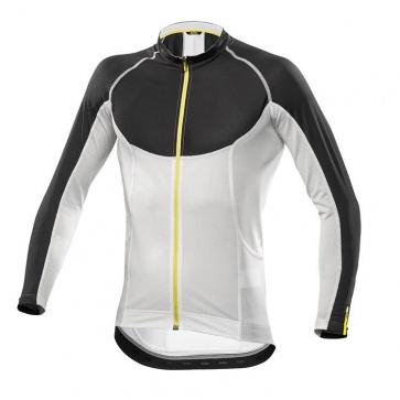 Mavic Ksyrium Pro Long Sleeves Jersey Black-White