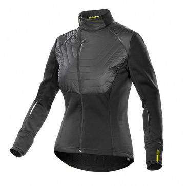 Mavic Ksyrium Elite Insulated Woman Jacket Black