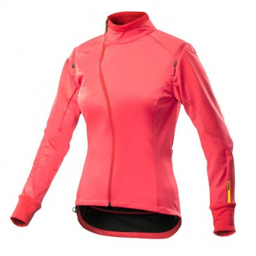 Mavic Aksium Convertible Woman Jacket Pink