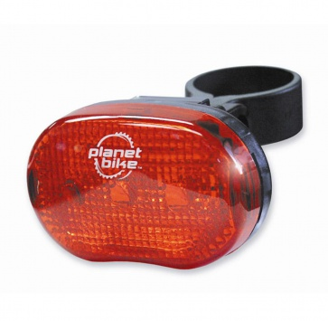 Planet Bike Blinky3 Tail Light 3LED