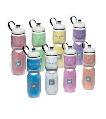 Polar Insulated Water Bottle Cool Ice 24oz