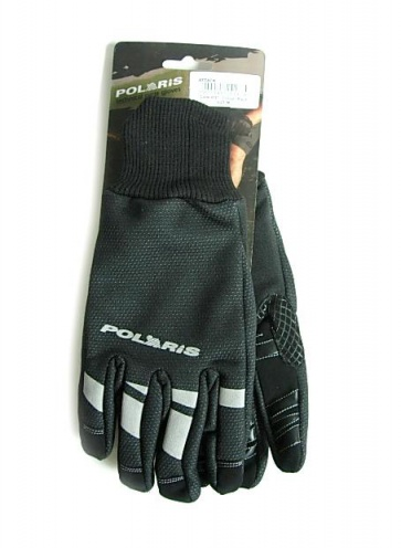 Polaris Attack Winter Cycling Gloves black
