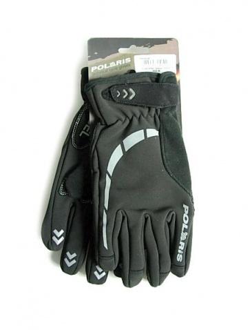 Polaris Hoolie Winter cycling Gloves black
