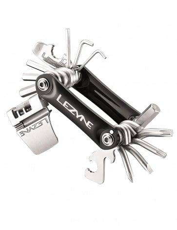 Lezyne RAP 20 Multi-Tool Black