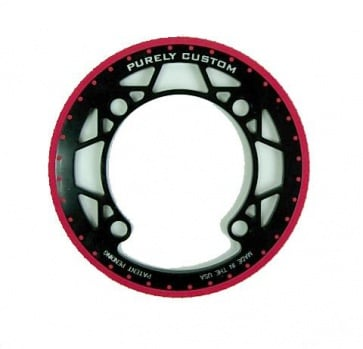 Purely Soft Touch Bash Guard 104 34T