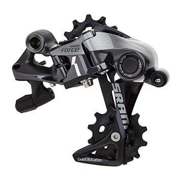 Sram Force Cx1 Rd 11sp Medium Cage Black