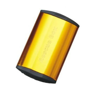 Topeak Rescue Box Emergency Puncture Patch Gold