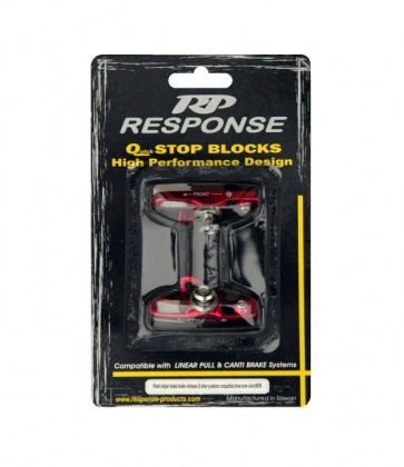 Response FBB-48 Road Bike Cartridge Brake Shoes Set
