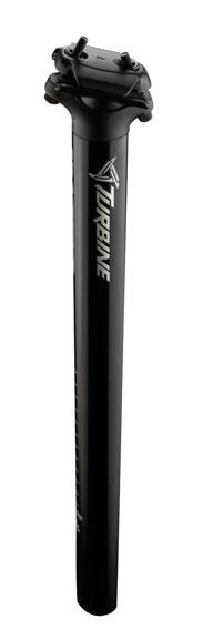 Race Face Turbine seatpost, 30.9 x 400mm - black