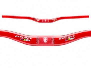 Ritchey WCS Rizer Mountain Bike Handle Bar 31.8 Low Wet Red
