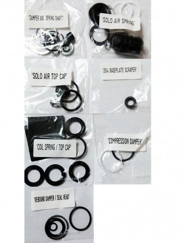 RockShox Boxxer R2C2 WC Service Kit 11-14 11.4015.476.020