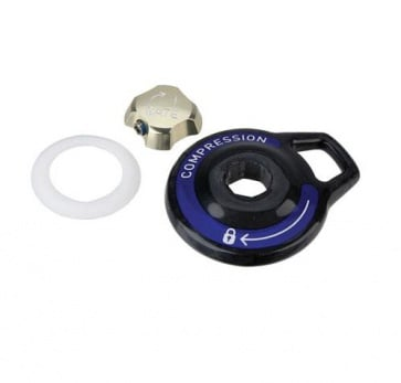 RockShox Comp Knob Floodgate Adjuster Knob Carbon M.C BlackBox