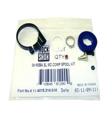 RockShox Comp Remote Knob Inner Floodgate Cap Moco Kit