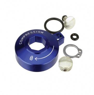 RockShox MoCo Turnkey Knob Kit Standard AL 11.4310.642.000