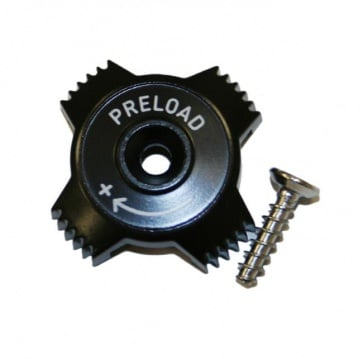 RockShox Preload Adjuster Knob Aluminum
