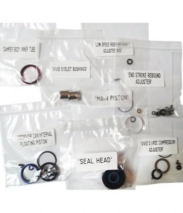 Rockshox Rear Shock Service Kit Full Vivid 11-12