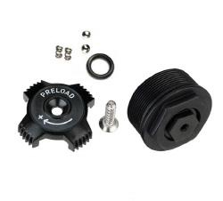 RockShox Top Cap Preload Adjuster Knob AL 11 Tora TK