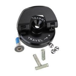 RockShox U Turn Travel Adjust Knob AL Coil