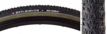 Hutchinson Mamba CX Tire Tubular 700x32 Black