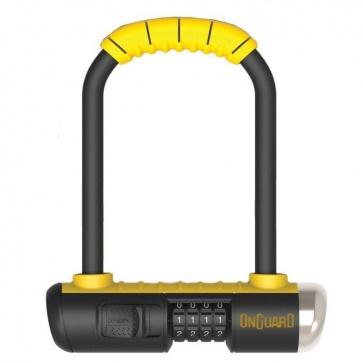 Onguard 8013C Bulldog Mini U-Lock 90x140mm 13t