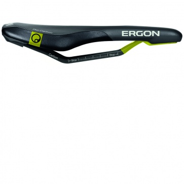 ERGON SME3 PRO CARBON SMALL BLACK/BLACK