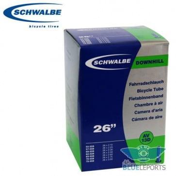 Schwalbe AV13D down hill bike tube schrader 26x2.1~3.0 40mm