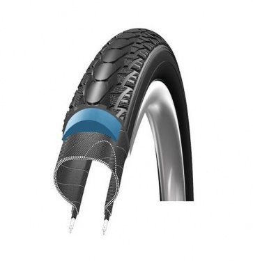 Schwalbe marathon plus hs348 bicycle tire tyre 26x1.75