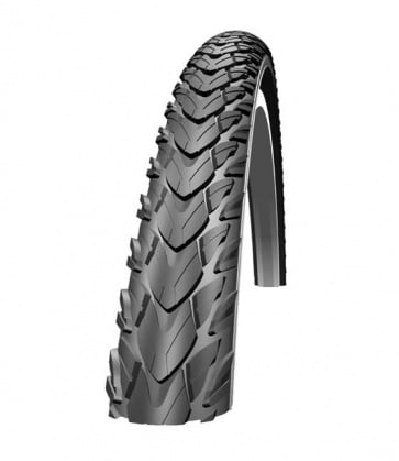 Schwalbe marathon plus tour bike bicycle flatless tire tyre 26x1.75