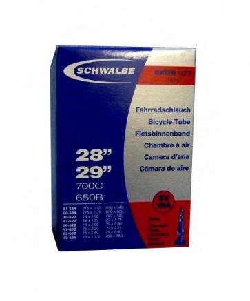 Schwalbe SV19A 28-29 700-650C Tube