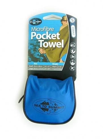Seatosummit pocket towel outdoor camping