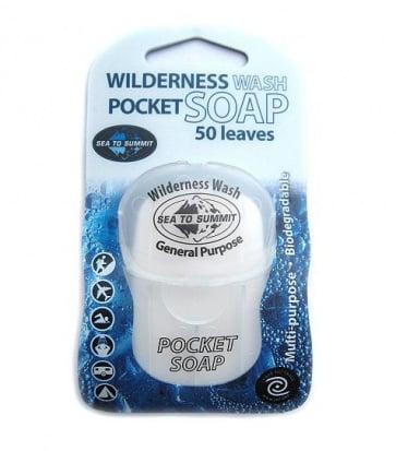Seatosummit Wilderness wash pocket soap