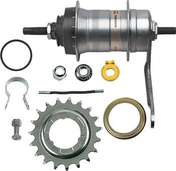 Shimano Nexus Internal 3SP Gear Hub 36H Rear SG3C41