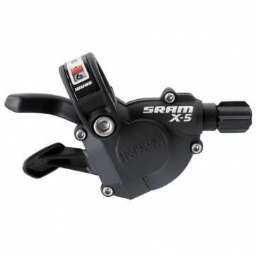 SRAM X.5 TRIGGER REAR 9-SPEED BLACK