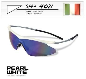 SH+ cycling sun glasses 4021 black pearl white