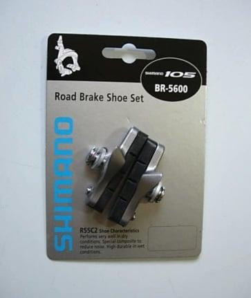 Shimano 105 V brake Pads Shoes Set BR-5600