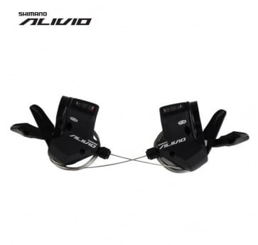 Shimano Alivio SL-M430 Shifter Lever Set 3x9SP